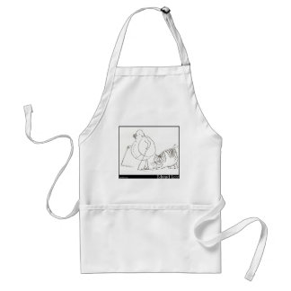 Lear and Foss Adult Apron