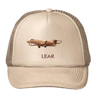 Lear Jet at LAX LEAR Trucker Hats