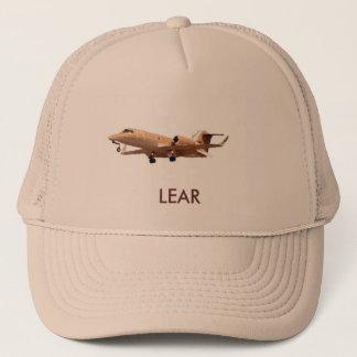 Lear Jet at LAX , LEAR Trucker Hat