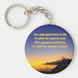 learn and earn key chains