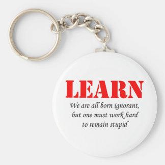 Learn Key Chain
