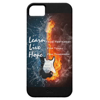LEARN LIVE HOPE iPhone 5 COVER
