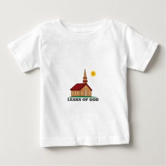 learn of god church baby T-Shirt