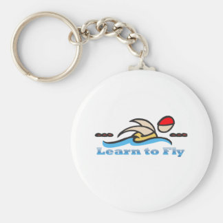 Learn to Fly Keychains