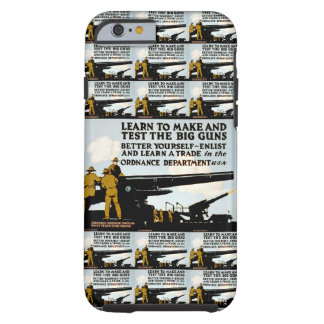 Learn to Make and Test the Big Guns! Tough iPhone 6 Case