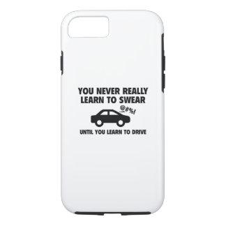Learn To Swear iPhone 7 Case