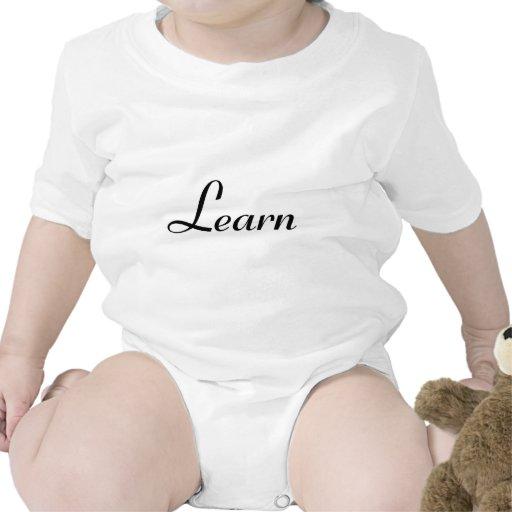 Learn T Shirts