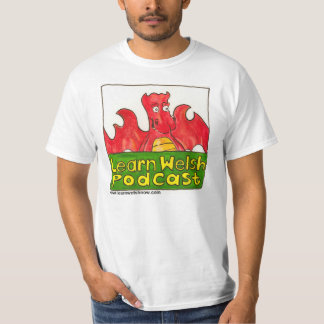 Learn Welsh Podcast T-Shirt