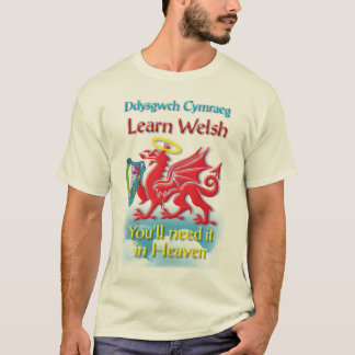 Learn Welsh T SHirt