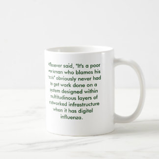 Learned Lessons Coffee Mug