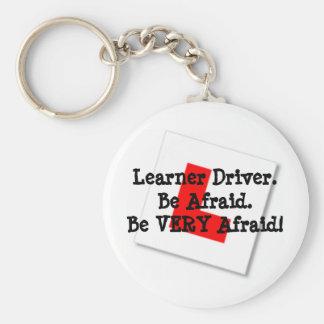 Learner Driver Keychain
