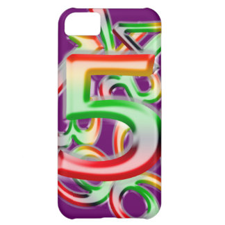 LEARNING NUMBERS FUNTIME COVER FOR iPhone 5C