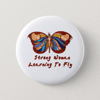 Learning To Fly 2 Inch Round Button