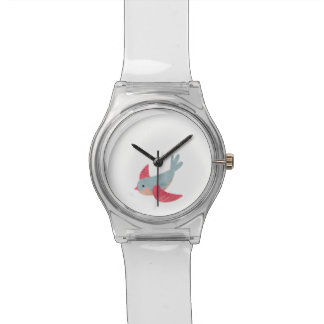 Learning to fly wrist watch