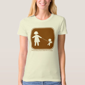 Leash Children T-Shirt