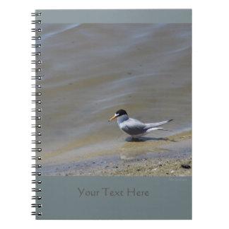 Least Tern Spiral Notebook 2