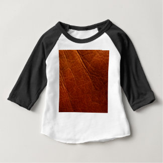 Leather Baby T-Shirt