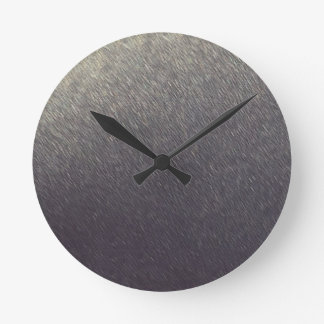 Leather background Sparkle Leather silver diy gift Clock