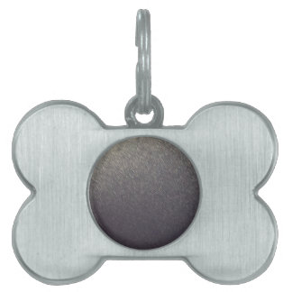 Leather background Sparkle Leather silver diy gift Pet Tag