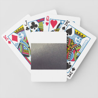 Leather background Sparkle Leather silver diy gift Poker Deck