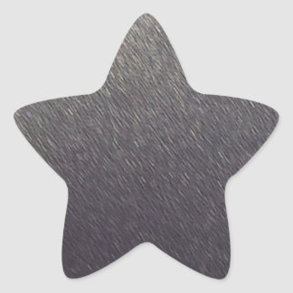 Leather background Sparkle Leather silver diy gift Star Sticker