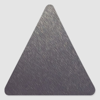 Leather background Sparkle Leather silver diy gift Triangle Sticker