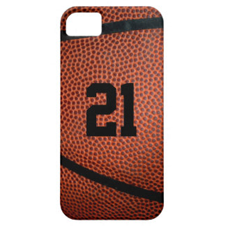 Leather Basketball Phone Case