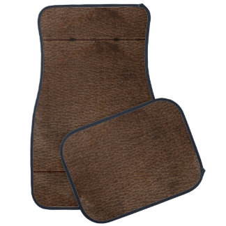 """Leather"" Car Mats Auto Mat"