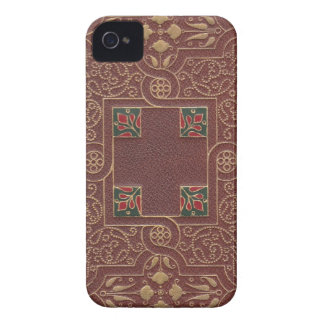 Leather Design, Antique Style iPhone 4 Covers
