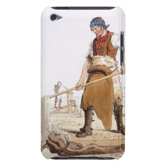 Leather Dresser, from 'Costume of Great Britain' p iPod Case-Mate Case