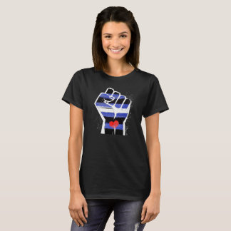 LEATHER FIST T-Shirt