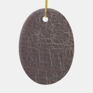 leather grey silver texture template diy add text ceramic oval ornament