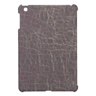 leather grey silver texture template diy add text iPad mini cover