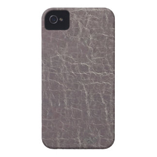 leather grey silver texture template diy add text iPhone 4 cover