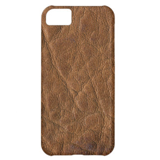 Leather iPhone 5C Covers