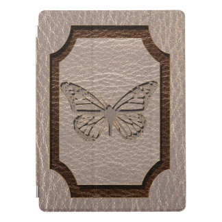 Leather-Look Butterfly Soft iPad Pro Cover