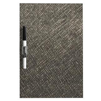 Leather look grey texture template diy add text Dry-Erase whiteboards