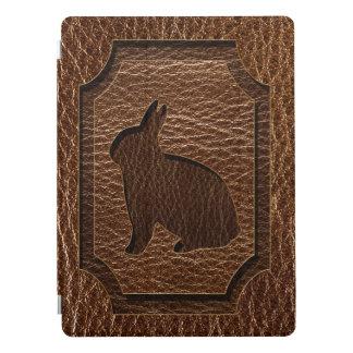 Leather-Look Rabbit iPad Pro Cover