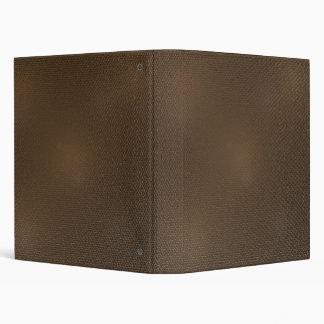Leather-look texture vinyl binders