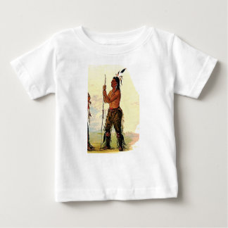 Leather pants Indian Baby T-Shirt