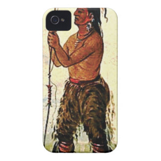 Leather pants Indian Case-Mate iPhone 4 Cases
