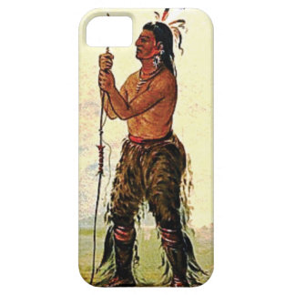 Leather pants Indian iPhone 5 Cases
