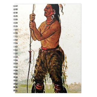 Leather pants Indian Notebooks