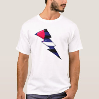 Leather Pride Lightning Bolt T-Shirt