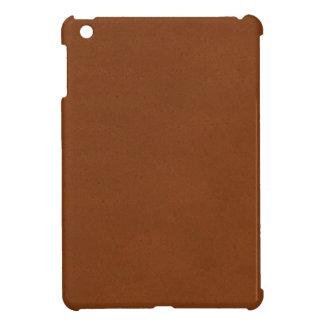 Leather Texture artistic background diy template iPad Mini Case