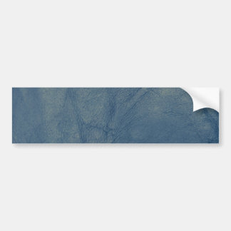 Leather texture closeup bumper sticker