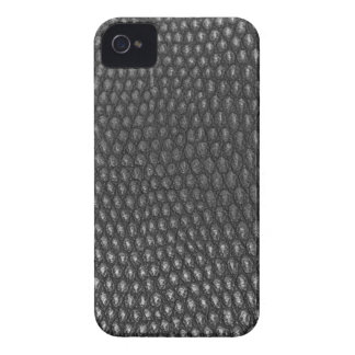 Leather texture closeup iPhone 4 Case-Mate case