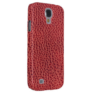Leather Texture Samsung Galaxy S4 Case