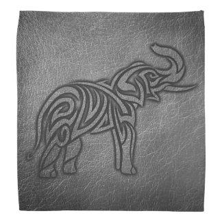 Leather Tribal Elephant Bandannas