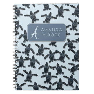 Leatherback Sea Turtle Hatchlings Notebook